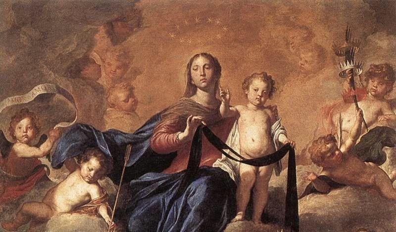 Santo del Giorno, 16 luglio – B. V. Maria del Monte Carmelo