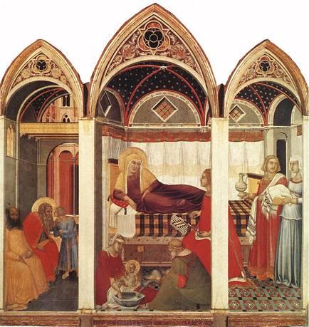 8 settembre: Natività della Beata Vergine Maria