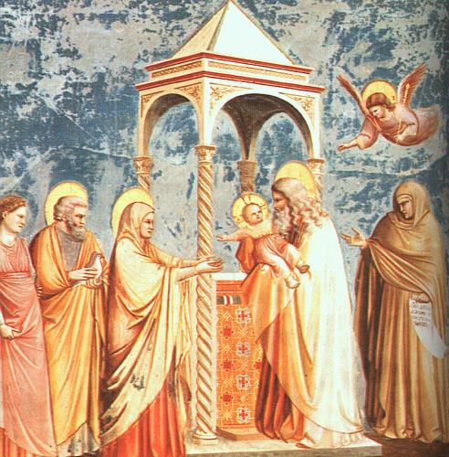 Candelora: Presentazione del Signore